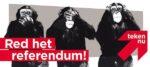 Red het referendum (met een referendum)
