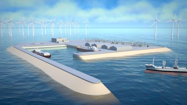 tennet windconnector noordzee