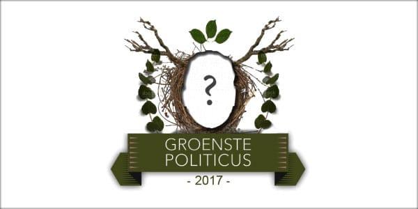 verkiezingen groenste politicus 2017