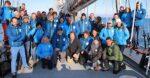 Klimaatverandering op Spitsbergen opent ogen van topbestuurders