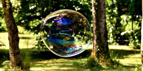koolstofzeepbel carbon bubble