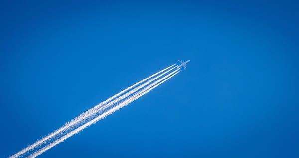 Vliegbelasting lost klimaatrisico luchtvaart niet op