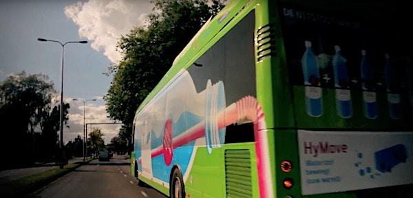 waterstof bus openbaar vervoer