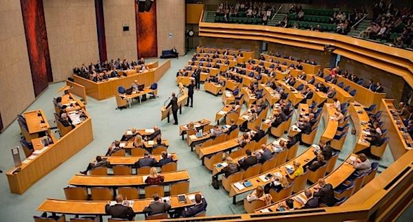 tweede kamer parlement jefta
