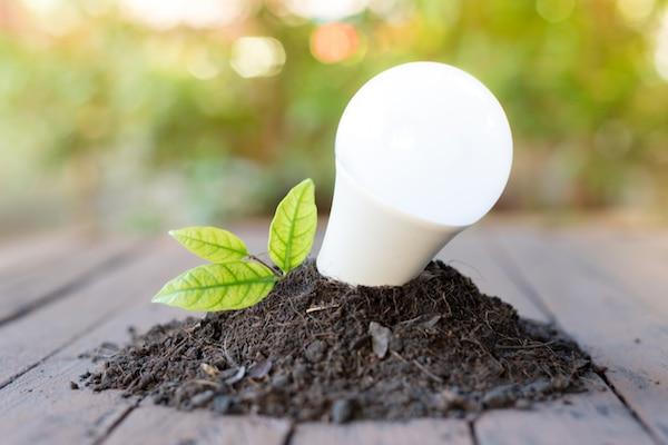 duurzame ledlamp