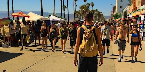 Onbeschofte toerist wordt nieuw milieuprobleem