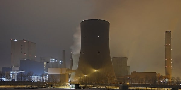 kerncentrale kernenergie