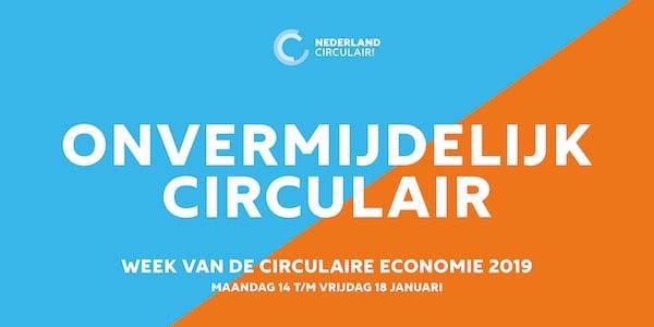 week van de circulaire economie 2019