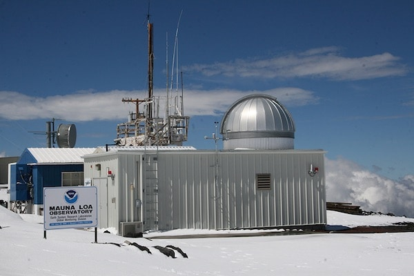mauna loa observatorium