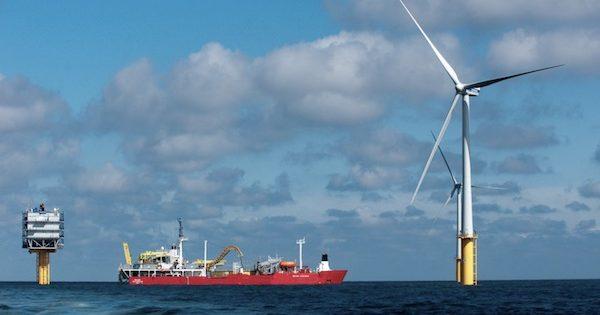 Nieuw consortium voor burgerparticipatie in wind op zee