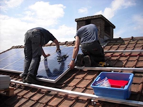 Doorwerken aan een schone energievoorziening