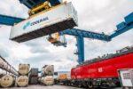 Nieuwe treinverbinding maakt transport versproducten duurzamer