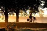 Wat is er nu fijner en duurzamer dan op je fiets naar je werk?