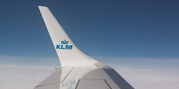 Greenpeace daagt regering om steun KLM zonder klimaatvoorwaarden