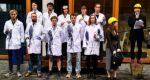 Studenten willen minder Shell op hun universiteit