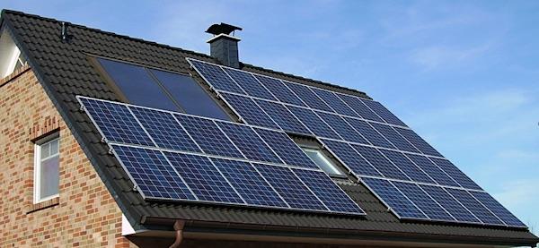 financiering van zonnepanelen