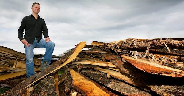 Nederlandse innovatie laat Zweedse auto's op hout rijden