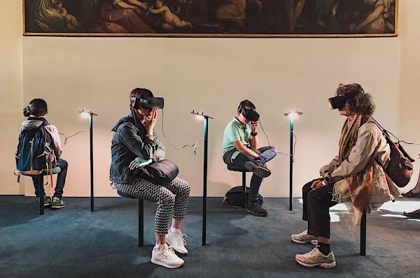 virtuele wereld 2020 vr bril