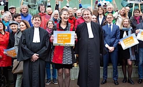 urgenda wint hoger beroep klimaatzaak