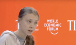 Thunberg op World Economic Forum: luister naar de wetenschap