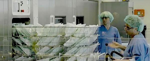 mondkapjes steriliseren