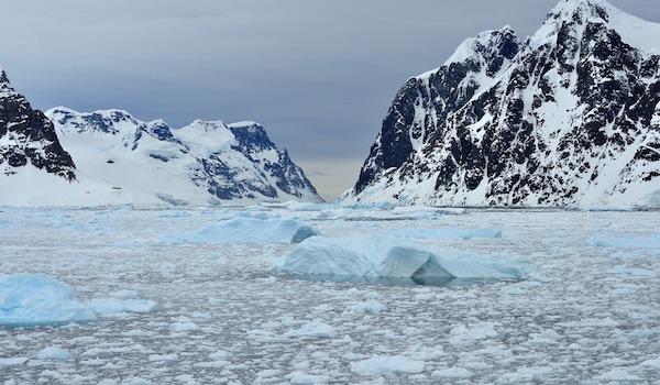 antarctica zuidpool