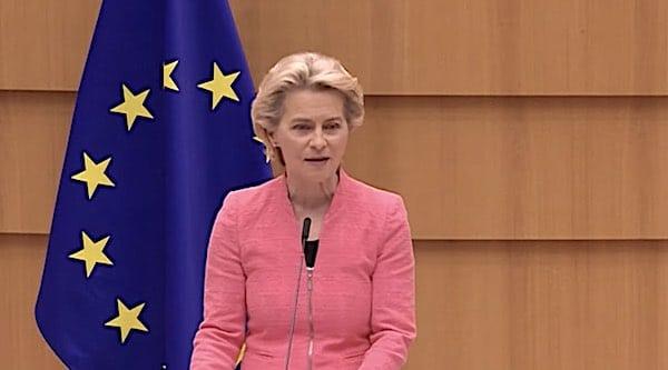 EU laat groene visie zien die Rutte nalaat