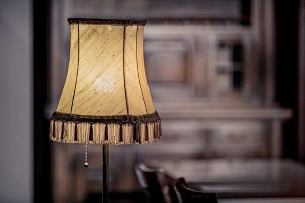 kringloopwinkel ledlamp