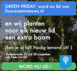 greenfriday duurzaamnieuws