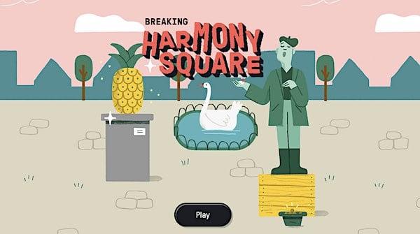 harmony square