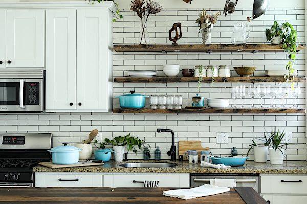 ecologische schoonmaakmiddelen keuken
