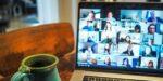 Online vergaderen met beeld slurpt energie