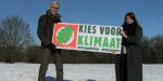 Jong en oud samen in campagne Kies voor Klimaat