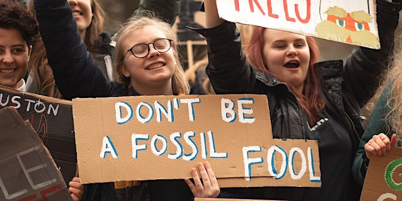 fossiele investeringen