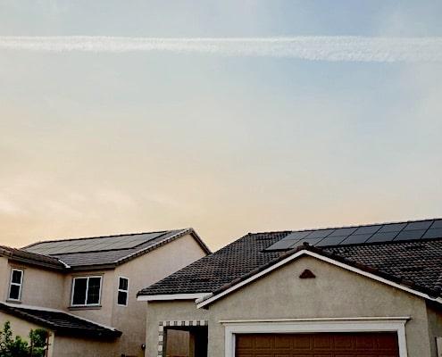 zonnepanelen in de buurt