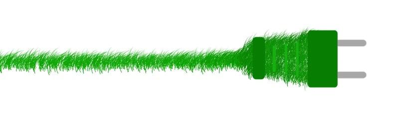 groen snoer