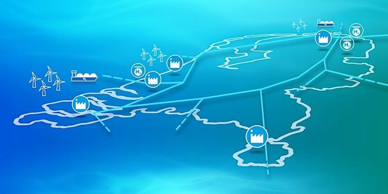 highway27 waterstofnetwerk