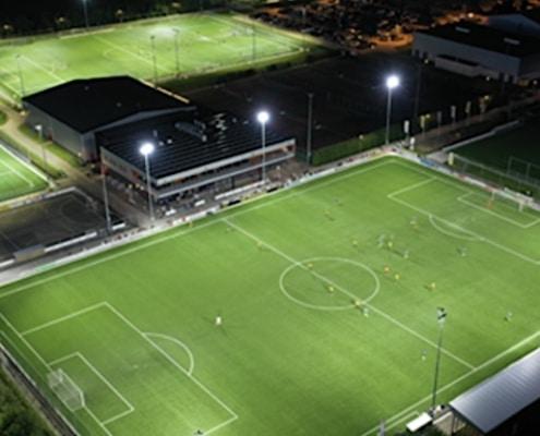 led sportveld verlichting