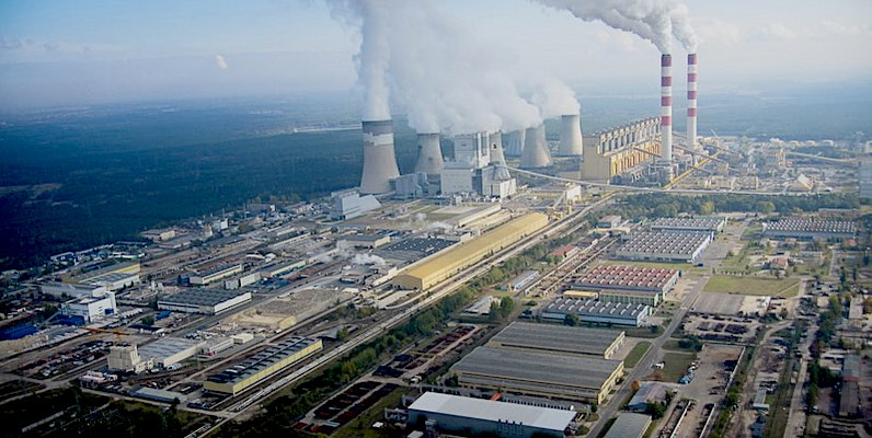belchatow bruinkoolcentrale