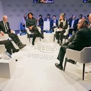 praten over klimaatverandering