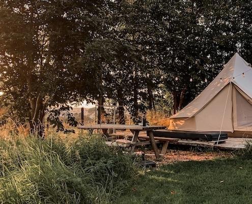 campspace duurzaam kamperen